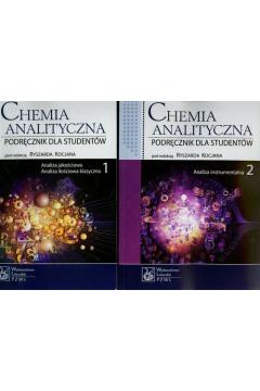 Chemia analityczna. Podręcznik dla studentów. Tom 1-2