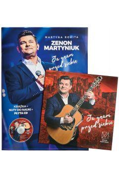 Zenon Martyniuk. Ja gnam przed siebie. Książka z nutami do nauki z płyta CD