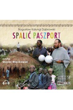 CD MP3 Spalić paszport