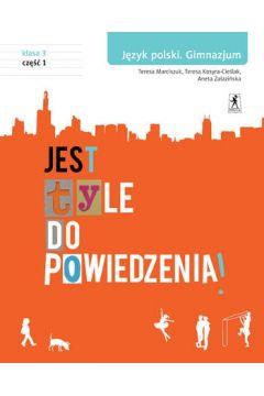 J.Polski GIM 3/1 Jest tyle do powiedzenia STENTOR