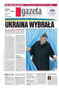 Gazeta Wyborcza - Wrocław 14/2010