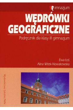 Wędrówki geograficzne 3 Podręcznik