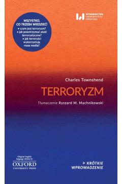 Krótkie Wprowadzenie 5 Terroryzm