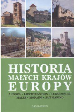 Historia małych krajów Europy