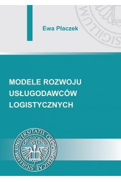 Modele rozwoju usługodawców logistycznych