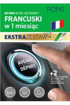 W 1 miesiąc - Francuski Ekstrazestaw PONS