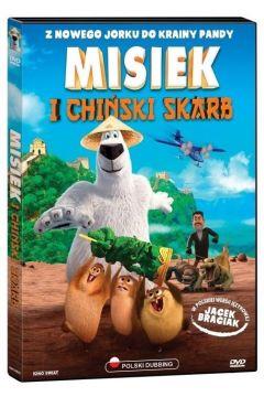 Misiek i chiński skarb DVD