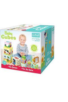 Little Planet - Baby Cubes  Na wsi TREFL