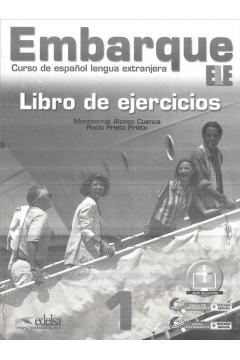 Embarque 1 Libro de ejercicios EDELSA