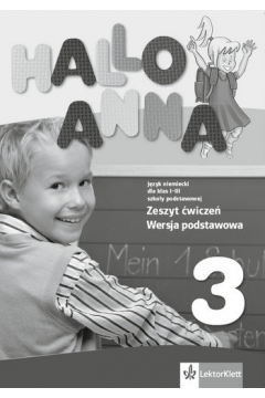 Hallo Anna 3 AB Wersja Podstawowa LEKTORKLETT