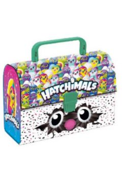 Kuferek z rączką Hatchimals