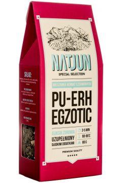 Herbata czerwona Pu-erh Egzotic