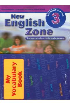 New English Zone 3. Student`s Book. My Vocabulary Book