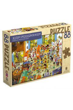 Puzzle. Jestem przedszkolakiem. 88 elementów