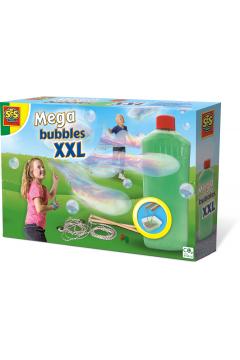 Mega Bańki mydlane potrójne XXL