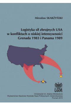 Logistyka sił zbrojnych USA w konfliktach...