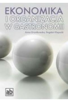 Ekonomika i organizacja w gastronomii FORMAT-AB