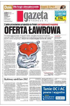 Gazeta Wyborcza - Białystok 213/2008