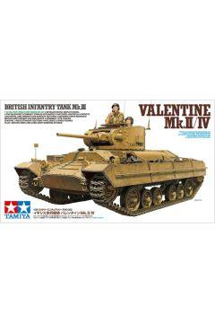 British Mk.III Valentine Mk.II/IV