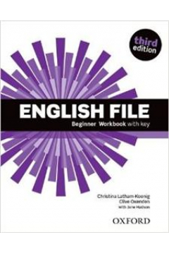 English File 3E Beginner WB With Key OXFORD