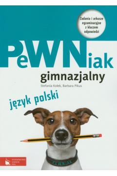 PeWNiak gimnazjalny. Język polski