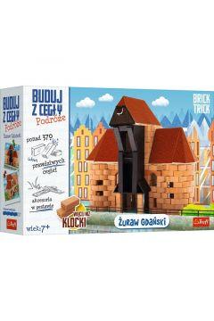 Brick Trick. Buduj z cegły. Żuraw