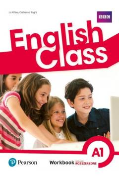 English Class A1. Zeszyt ćwiczeń + Online Homework. Wydanie rozszerzone