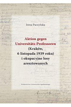 Aktion gegen Universitats-Professoren