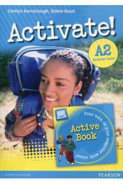 Activate A2 SB + ActiveBook PEARSON