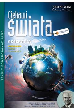 Ciekawi świata. Geografia. Podręcznik. Poziom podstawowy