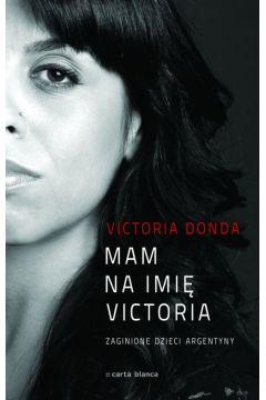 Mam na imię Victoria