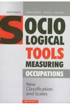 Socialogical tools measuring occupations