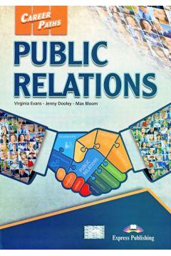 Career Paths: Public Relations SB + DigiBook