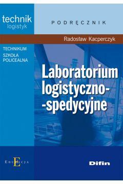 Tech. logis. Laboratorium logistyczno-spedycyjne