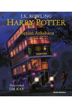Harry Potter i Więzień Azkabanu. Wydanie ilustrowane
