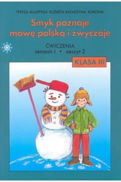Smyk Poznaje Mowę Polską... ćw 3/1 cz. 2 ADAM