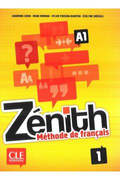 Zenith 1 podręcznik + DVD ROM CLE