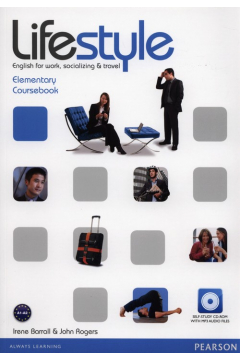 Lifestyle Elementary. Coursebook + CD