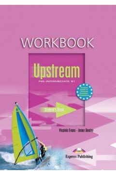 Upstream B1 Pre-Intermediate WB EXPRESS PUBLISHING