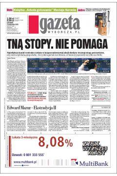 Gazeta Wyborcza - Zielona Góra 237/2008