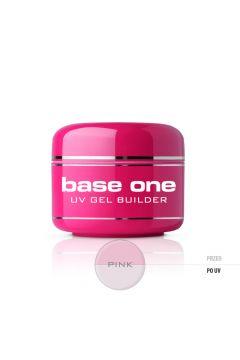 Gel Base budujący żel do paznokci One Pink