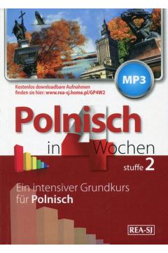 Polnisch in 4 Wochen Stuffe 2 + CD