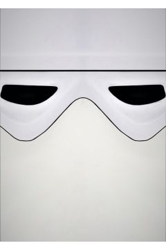 Face It! Star Wars Gwiezdne Wojny - Snow Trooper - plakat