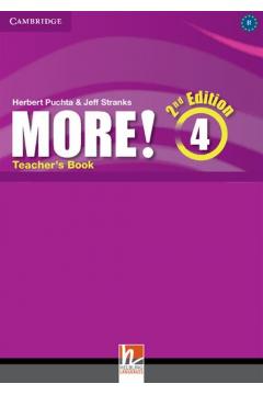 More! 4 Teacher's Book