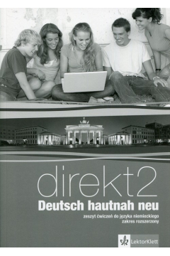 Direkt 2 Deutsch hautnah neu WB ZR wieloletnie