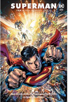 Superman. Saga jedności. Ród El. Tom 2