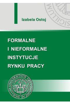 Formalne i nieformalne instytucje rynku pracy
