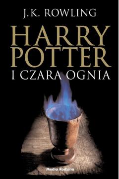 Harry Potter 4 Czara Ognia