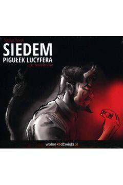 Siedem pigułek Lucyfera audiobook