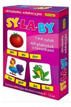 Układanka - Sylaby